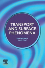 Omslag - Transport and Surface Phenomena