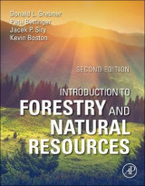 Omslag - Introduction to Forestry and Natural Resources