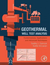 Geothermal Well Test Analysis av Katie McLean og Sadiq J. Zarrouk (Innbundet)