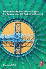 Omslag - Membrane-Based Technologies for Environmental Pollution Control