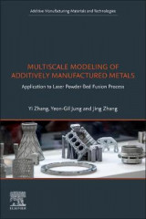 Omslag - Multiscale Modeling of Additively Manufactured Metals