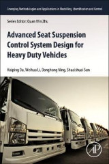 Omslag - Advanced Seat Suspension Control System Design for Heavy Duty Vehicles