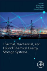 Omslag - Thermal, Mechanical, and Hybrid Chemical Energy Storage Systems