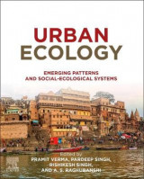 Omslag - Urban Ecology