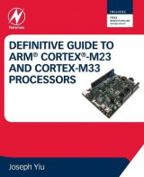 Omslag - Definitive Guide to Arm Cortex-M23 and Cortex-M33 Processors