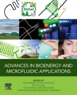 Omslag - Advances in Bioenergy and Microfluidic Applications