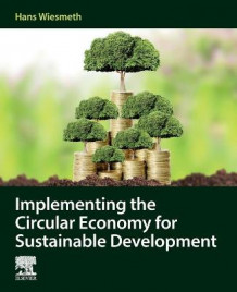 Implementing the Circular Economy for Sustainable Development av Hans Wiesmeth (Heftet)