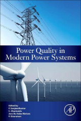 Omslag - Power Quality in Modern Power Systems