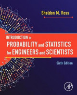 Omslag - Introduction to Probability and Statistics for Engineers and Scientists