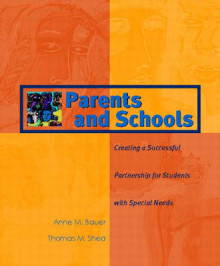Parents and Schools av Thomas M. Shea, Ian Alexander og Anne M. Bauer (Heftet)