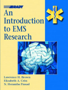 Introduction to EMS Research av Lawrence H. Brown, N. Heremba Prasad, Elizabeth A. Criss og Baxter Larmon (Heftet)