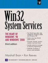 Omslag - Win32 System Services