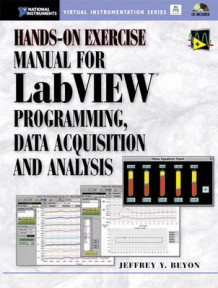 Hands-on Exercise for G-programming, Data Acquisition and Analysis av Jeffrey Beyon (Blandet mediaprodukt)
