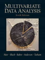 Multivariate Data Analysis av Rolph E. Anderson, Barry Babin, Bill Black, Joseph F. Hair og Ronald L. Tatham (Innbundet)