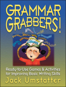 Grammar Grabbers Ready-to-Use Games & Activities F for Improving Basic Writing Skills av Jack Umstatter (Heftet)