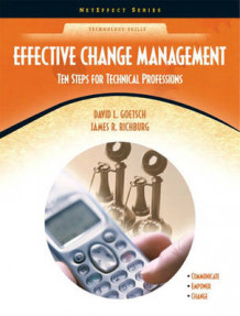 Effective Change Management av David L. Goetsch og James R. Richburg (Heftet)