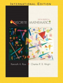 Discrete Mathematics av Kenneth Allen Ross og Charles R. Wright (Innbundet)