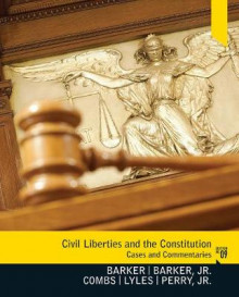 Civil Liberties and the Constitution av Lucius J. Barker, Michael W. Combs, Kevin L. Lyles, H. W. Perry og Twiley Barker (Heftet)