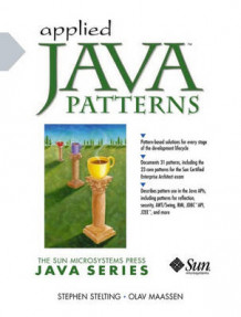 Applied Java Patterns av Stephen A. Stelting (Heftet)