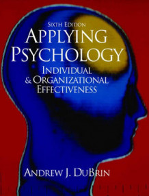 Applying Psychology av Andrew J. DuBrin (Innbundet)