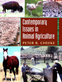 Contemporary Issues in Animal Agriculture av Peter R. Cheeke (Heftet)
