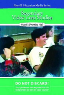 Secondary Video Case Studies av Merrill Education og Pearson Education (CD-ROM)