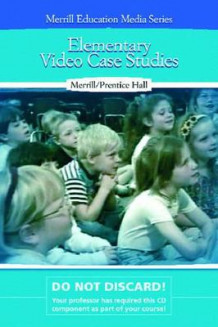 Elementary Video Case Studies av Merrill Education og Pearson Education (CD-ROM)