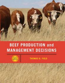 Beef Production Management and Decisions av Thomas G. Field, Robert E. Taylor og Frank E. Hagan (Heftet)