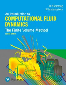 An Introduction to Computational Fluid Dynamics av H. Versteeg og W. Malalasekera (Heftet)