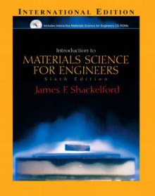 Introduction to Materials Science for Engineers av Michael Sullivan og James F. Shackelford (Blandet mediaprodukt)