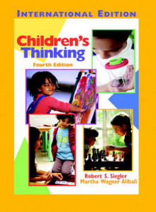 Children's Thinking av Martha W. Alibali og Robert S. Siegler (Heftet)