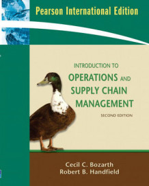Introduction to Operations and Supply Chain Management av Cecil Bozarth og Robert B. Handfield (Heftet)