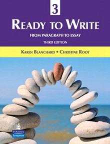 Ready to Write 3: From Paragraph to Essay av Karen Louise Blanchard og Christine Baker Root (Heftet)