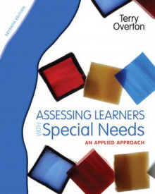 Assessing Learners with Special Needs av Terry Overton (Heftet)