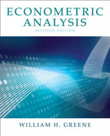 Econometric Analysis av William H. Greene (Innbundet)