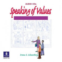 Speaking of Values 1 Classroom av Irene E. Schoenberg og Robert Collinge (Lydbok-CD)