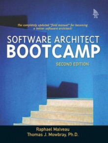 Software Architect Bootcamp av Raphael C. Malveau og Thomas J. Mowbray (Heftet)
