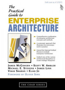 A Practical Guide to Enterprise Architecture av James McGovern, Scott W. Ambler, Michael E. Stevens, James Linn, Vikas Sharan og Elias K. Jo (Heftet)