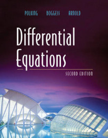 Differential Equations av John Polking, Albert Boggess og David John Arnold (Innbundet)