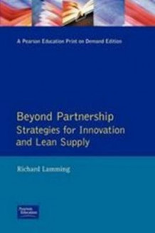 Beyond Partnership av Richard Lamming (Heftet)