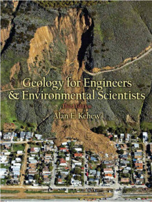 Geology for Engineers and Environmental Scientists av Larry R. Nyhoff og Alan E. Kehew (Innbundet)