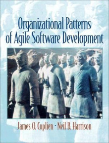 Organizational Patterns of Agile Software Development av James O. Coplien og Neil B. Harrison (Heftet)