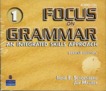 Focus on Grammar 1 Audio CDs (2) av Irene E. Schoenberg og Jay Maurer (Lydbok-CD)