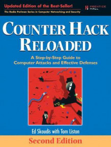 Counter Hack Reloaded av Ed Skoudis og Tom Liston (Heftet)
