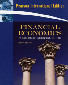 Financial Economics av Zvi Bodie, Robert C. Merton og David Cleeton (Heftet)