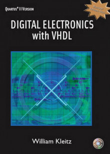 Digital Electronics with VHDL (Quartus II Version) av William Kleitz (Innbundet)