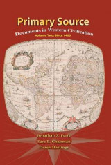 Omslag - Primary Sources Western Civilization: Volume 2
