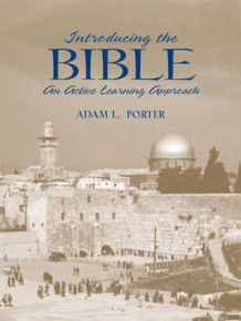 Introducing the Bible av Adam L. Porter (Heftet)