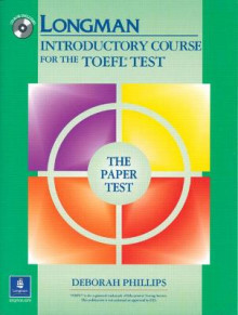 Longman Introductory Course for the TOEFL Test, the Paper Test: without Answer Key av Deborah Phillips (Blandet mediaprodukt)