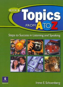 Topics from A to Z, 1 Audio CD av Irene E. Schoenberg (Lydbok-CD)